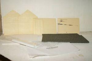 16mm SM32 G gauge UNUSED KIT for Small Building (Resin Kit, T&M Models)