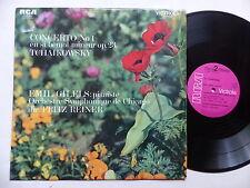 Concerto 1 Op 23 TCHAIKOVSKY  EMIL GILELS FRITZ REINER Orch Chicago VICTROLA