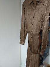 anne klein new york ladies dress or coat size 16 new (price paid £279) 100% silk