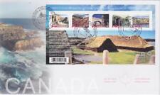 Canada 2017 FDC #2963 UNESCO World Heritage Sites
