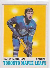 1970-71 OPC GARRY MONAHAN #112