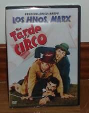 LOS HERMANOS MARX - UNA TARDE EN EL CIRCO - DVD - NUEVO - PRECINTADO - COMEDIA
