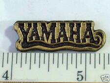Vintage Yamaha Motorcycle Pin Badge