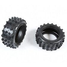 Tamiya Hot Shot/Bigwig/Boomerang/Wild One/Fox, 9805111/19805111 Rear Tyres/Tires