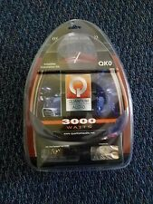 Quantum Audio 0 AWG Gauge Amplifier Car Installation System