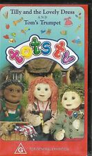 TOTS TV : Volume 1 and 2  (Children's  Vhs Video) near new