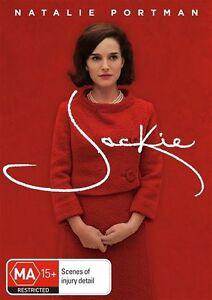 Jackie DVD : NEW