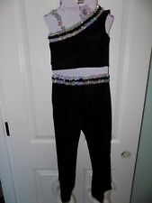 Starring Me Rock Star Dress Up Costume Nwt 3+ Fits 3/4/5/6