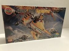 007 James Bond AUTOGYRO model kits 1/24 scale