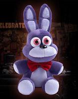 """FNAF Five 5 Nights at Freddy's BONNIE 10"""" Plush Doll Toy Gift plush bonnie"""