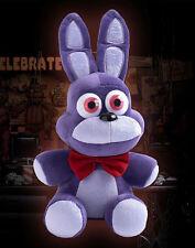 """NEW FNAF Five 5 Nights at Freddy's BONNIE 10"""" Plush Doll Toy Gift"""