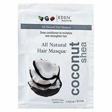 Eden Coconut Shea All Natural Hair Masque Treatment Deep Condition 1.75oz - 1PK
