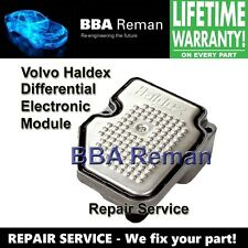 Volvo Differential Electronic Module Haldex Repair Service DEM S60 XC90 V70