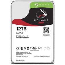 "Seagate Ironwolf 12TB SATA-6Gb 7200rpm 256Mb 3.5"" NAS Hard Drive ST12000VN0007"