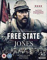 Free State Of Jones [Edizione: Regno Unito] - BLURAY DL002516