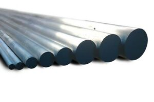 6.35MM 6061 Round Solid Qty 2 @995mm Aluminium Online Australia