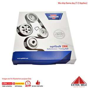 Optibelt Timing Belt for Citroen C5 3.0L 6Cyl DCX ZRK1703 Drives Camshaft