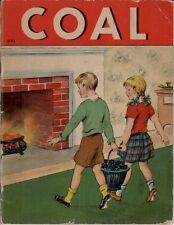 Coal by Mary K. Chapin, (c) 1940 Whitman Publishing