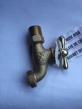 Muller industries B&K 103-03HC 1/2 Hose Bibb