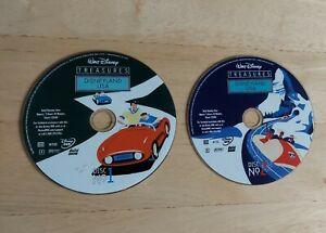 Walt Disney Treasures Disneyland USA 2-Disc DVD no box 21540