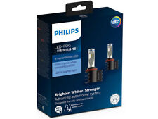 2x NEW PHILIPS X-TREMEVISION H8 H11 H16 6500K LED FOG LAMPS 12794UNIX2