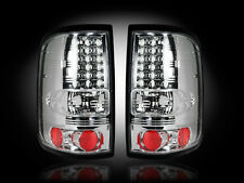 RECON 2004-2008 Ford F-150 Rear LED Left & Right Tail Lights Clear Lens Finish