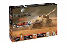 ITALERI 36512 1/35 TIGER 131 ''Limited edition'' World of Tanks