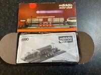 Marklin spur z scale/gauge. Diesel Filling Station Kit.