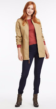 TIMBERLAND Womens Size Small Mt. HOLLY BRITISH KHAKI WATERPROOF BARN JACKET coat