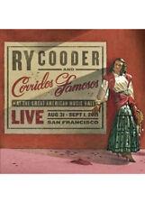 Ry Cooder & Corridos Famosos - Live In San Francisco NEW CD