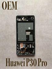 Huawei P30 Pro Frame LCD OEM Black