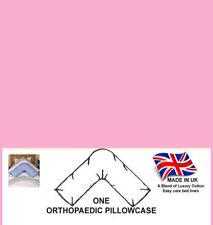 Almohadas de color principal rosa