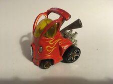 2000 Hot Wheels Orange Hyper Mite Car Malaysia Loose