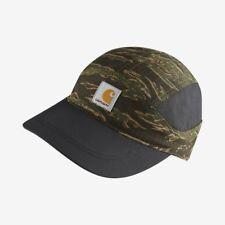 Nike Carhartt  Camo Print Hat Sportswear Tailwind Black Camo Green  AV4783 010