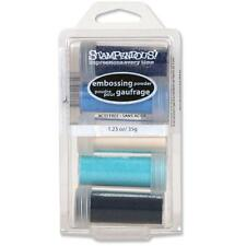 SUBMERGE EMBOSSING Kit Collection Embossing Powders Stampendous EK16 NEW