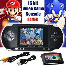 16 Stück Handheld Portable PXP PVP Spielekonsole 150 Retro Megadrive Ds Videospiel