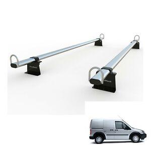 Van Roof Rack 2 Bars for FORD TRANSIT CONNECT Mk1 SWB & LWB - TITAN WorkReady