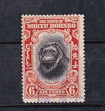 N.borneo 1931 Sc 167 used,           d2376
