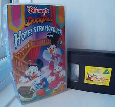 Ducktales Hotel Strangeduck - Disney Duck Tales VHS Video