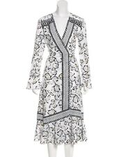 Thakoon Printed Midi Dress w/ Tags Size M, US 6