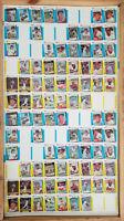 Wrongbacks Errors UNCUT Sheet 1982 Topps Kmart Mickey Mantle Pete Rose Koufax EX