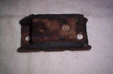 55-58  CHEVROLET  3 SPEED TRANSMISSION MOUNT --Check This Out--