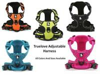 Truelove Comfort Dog Puppy Adjustable Safety Reflective Harness Vest Anti-Pull