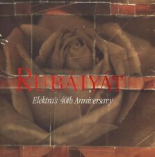 Rubáiyát: Elektra's 40th Anniversary 2CD 1990 - Various Artists - US Pressing