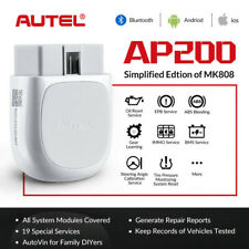 Autel Maxi AP200 Full Systems Diagnostic Tool Code Reader OBD2 Scanner TPMS ABS