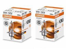 2x OSRAM ORIGINALE h4 64193 60/55w 12v p43t DUO Lampada alogena p43t