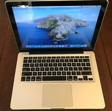 MacBook Pro Mid 2012 Intel I5 2.5GHz 8GB RAM 240 SSD Webcam OS Catalina *50