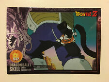 Dragon Ball Z Skill Card Collection N42