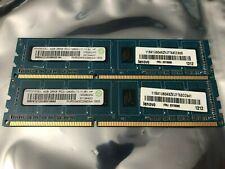 8GB (2x4GB) RAMAXEL 2RX8 PC3-12800U-11-11-B1 UDIMM DDR3-1600MHz Desktop RAM