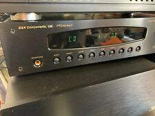 Vintage B&K Preamplifier Tuner Pt3 Series Ii tested great working condition